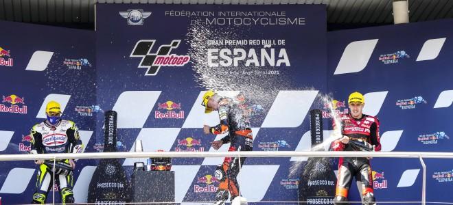 2021 MotoGP 第四站——西班牙站