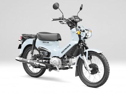 Honda 2021 Cross Cub 110 本土限量版