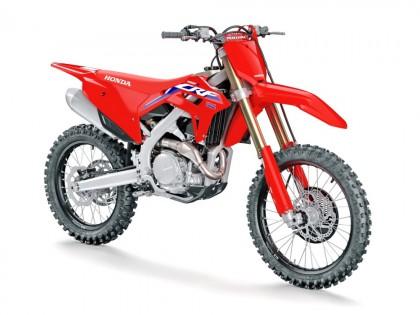 Honda 2022 越野赛车 CRF450R、CRF450RX