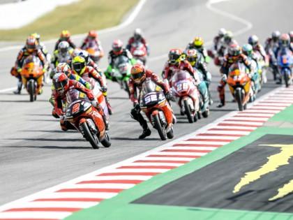 2021 MotoGP 第七站——巴塞罗那站、吉斯尼 Moto3 获佳绩