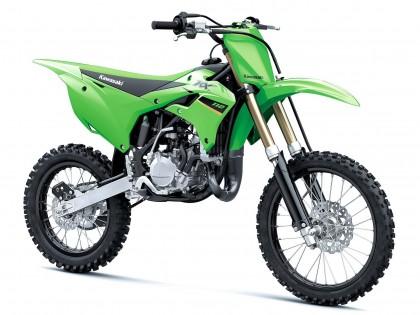 Kawasaki 发布 2022 市售越野赛车系列