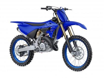 Yamaha 新一代越野赛车 2022 YZ125