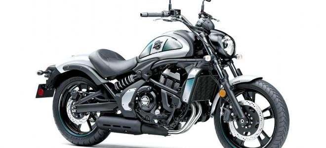Kawasaki 2022 新图案美版巡航车系列