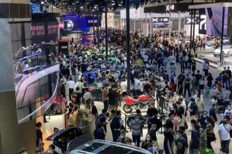 天能总冠名丨2021世界电池产业博览会携同广州车展11月隆重登场2186