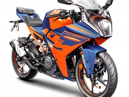 KTM 新一代 RC125、RC200、RC390 细节简介